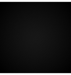 Black striped texture - background vector image vector image