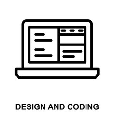 Design and coding vector
