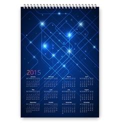 Future Calendar vector