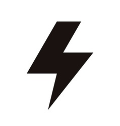 thunder icon vector images over 22 000 thunder icon vector images over 22 000