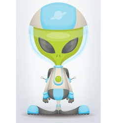 Alien vector image