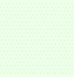 green polka dot pattern seamless vector image