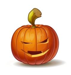 Pumpkins Vimpire 3 vector image