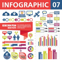 Infographic Elements 07 vector image