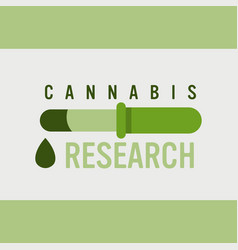 extraction hemp oil for medical use medical vector image