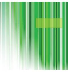 vertical green lines vector image vector image