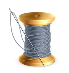 Spool thread vector
