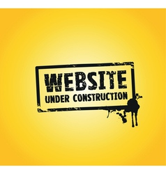 website building vector image