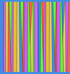 abstract bright striped background vector image