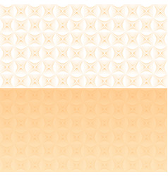 abstract gold rhombus wave lines background vector image