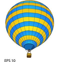 balloon 04 color vector image