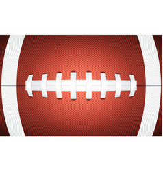 rugby ball texture sporty background vector image