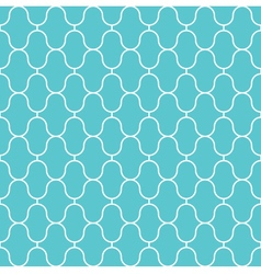 moroccan pattern background vector image vector image