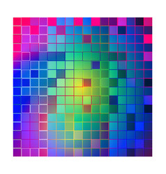 Abstract pixels background3 vector