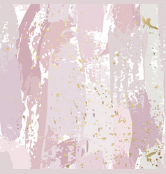 beautiful seamless pattern with nude watercolor vector image