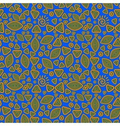 Background abstract Pattern ethno web vector image