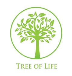 Symbol tree life vector