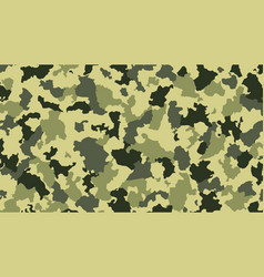 camouflage vector image