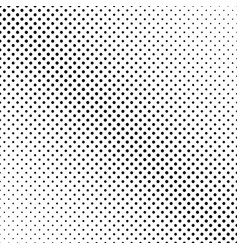 Retro halftone circle pattern background - design vector