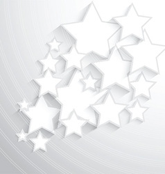 stars background 3004 vector image