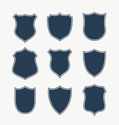 badges and labels colelction vector image