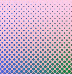 halftone gradient dot pattern background - vector image vector image