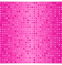 Dots on Pink Background Halftone Texture vector