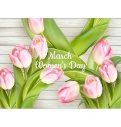 Women s Day EPS 10 vector image vector image