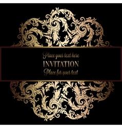 Invitation decorative mandala 03 vector
