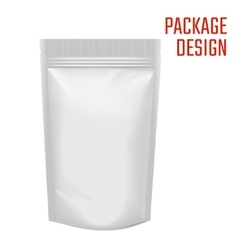 Package Bag vector image