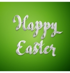 Happy Easter Background vector image