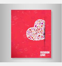 Book fashion vector