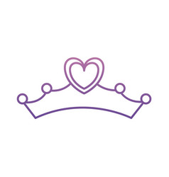 Tiara icon imag vector
