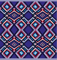 hand drawn fashion stylish pattern vector image