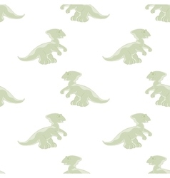 Funny and good Dino vector