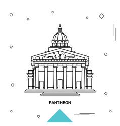 Pantheon vector