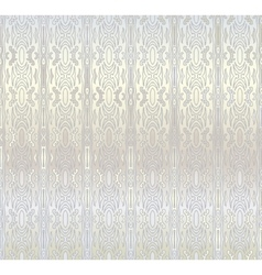 Silver seamless pattern vector image