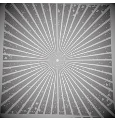 Retro and striped background design vector image