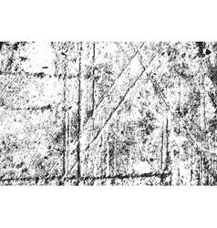 Distress Beton Overlay vector image