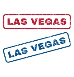 Las Vegas Rubber Stamps vector