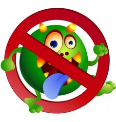 Stop germ vector