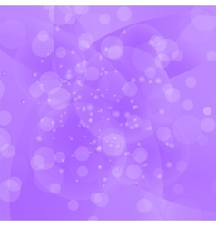 Circle purple light background vector
