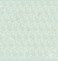vintage wallpaper background vector image