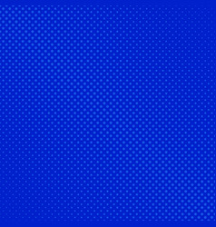 Abstract geometric halftone dot pattern vector