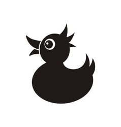 Black duck vector