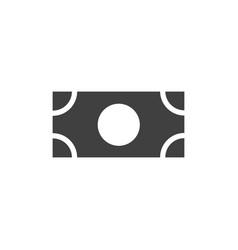 money banknote icon vector image