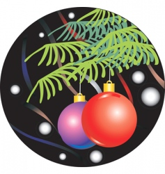 decoration vector image vector image