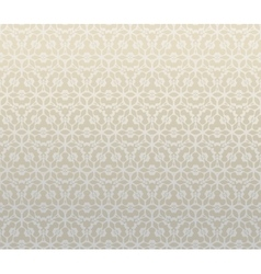 Pattern from decorative elements vector image