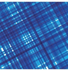 Abstract background Blue stripes design vector image vector image