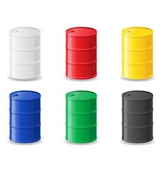 barrel 02 vector image vector image